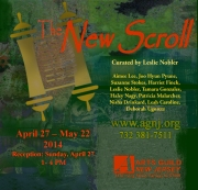 The New Scroll @ Arts Guild New Jersey