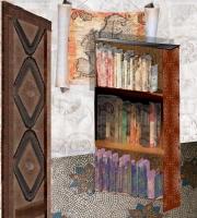 Hidden Bookcase (Heirlooms)